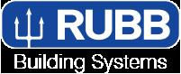 Rubb Buildings white logo