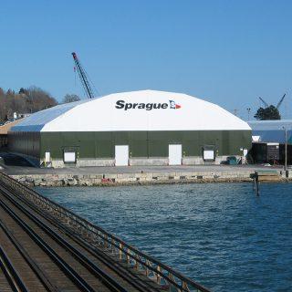 merrill port warehouses